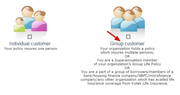 Kotak Life Insurance Policy Status | Kotak Mahindra life login